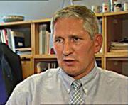 Administrerende direktør ved Sykehuset Buskerud, Erik Normann, lover høy prioritet.