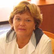 Mette Ryan er ass. avdelingssjef ved psykiatrisk avdeling.