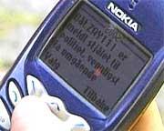 Sjekk om båten er stjålet med SMS