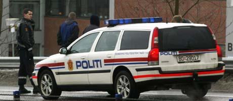 Politiet får 300 millioner mer på neste års statsbudsjett. (Arkivfoto: Scanpix)