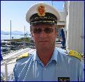 Politimeister Arnstein Nilssen. (Foto: Gunnar Sandvik, NRK)