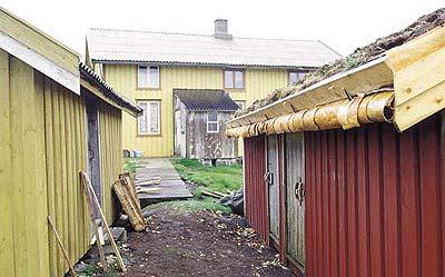 Og slik ser det ut etter restaureringen. Foto: Birger Lindstad.