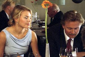 Dennis Storhøi er utro ektemann i filmen Salto, salmiakk og kaffe. Foto: Filmweb