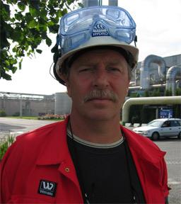 Dag H. Madsen i HAF liker dårlig forslaget om testing.