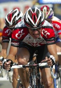 Kurt Asle Arvesen vant Danmark Rundt (Foto:Scanpix)