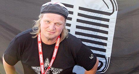 Knut Reiersrud lanserer plata