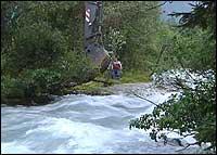 Bøyaelva. Foto: Ragnvald Søgnesand