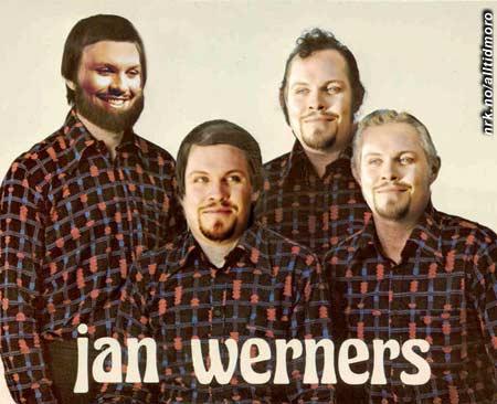 """Jan Werner Danielsen kom i fjor ut med sin tolkning av Bachs """"Air"""", med nyskrevet tekst. I musikkvideoen til låta fremstår han slik, en hyllest til bandet han i sin tid lånte sitt artistnavn fra."""