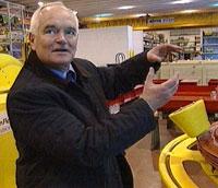 Trond Mohn eier selskapet Framo som blant annet produserer skipspumper. Foto: Alrik Velsvik