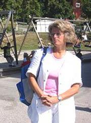 Kommunaldirektør Kari Høyer