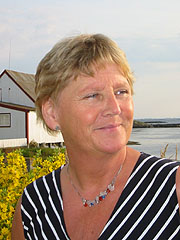 Eva Strand - Foto: Ann Jones, NRK