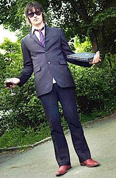 Henning Klokkeråsen fikk nok da han skjønte at Janoves Ottesens soloplate kommer med kopisperre. Foto: Heiko Junge, Scanpix.