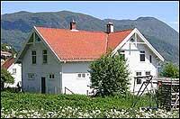 Sogn Barneheim var i drift til 1970-talet. (Foto: Arild Nybø, NRK)