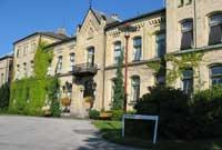 Administrasjonen ved sykehuset i Kristiansand håndhever røykeloven strengt.