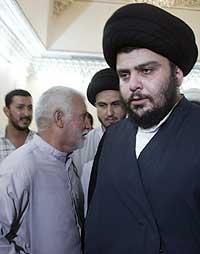 Moqtada al-Sadr (foto: AFP/Scanpix).