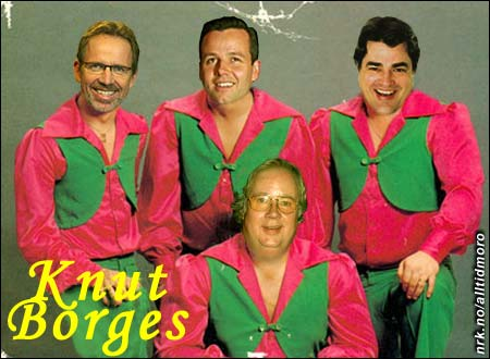 Dette bandet turnerte landet rundt på 70-tallet. Nå gjenforenes de endelig på Quart-festivalen. (Innsendt av Ivar Stange)