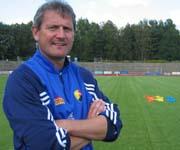 Klubbdirektør Arne Dokken. Foto: NRK.