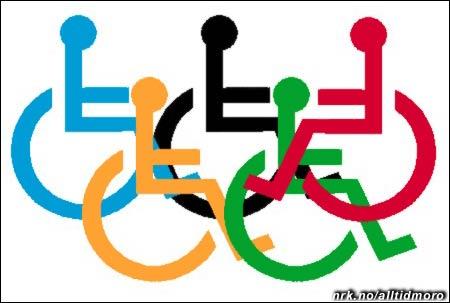 Årets Paralympics-logo. (Innsendt av Makken Fossheim)