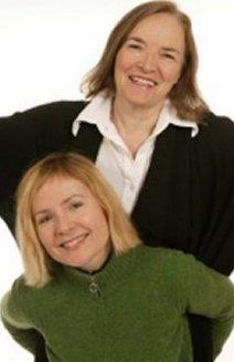 Astrid Brekken og Birgitte Gjestvang