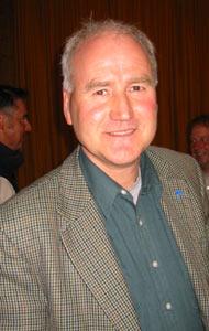 Ordfører i Trysil, Ole Martin Norderhaug er skeptisk til nasjonalparkplanene. (Foto: Stein S Eide/NRK)
