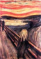 «Skrik» av Edward Munch
