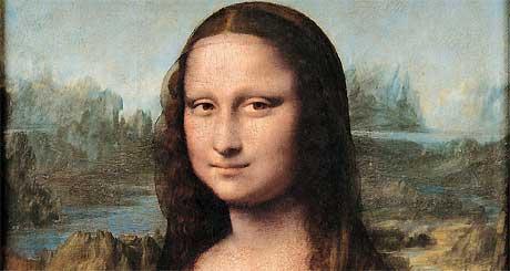 Mona Lisa av Leonardo da Vinci. Foto: AFP
