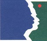 EDVARD-prisen. Logo ved kunstneren Bruno Oldani (Bilde fra TONO).