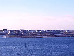 Øykommunen Smøla ligger ytterst på Nordmøre, 3 mil nord for Kristiansund. Foto: Ann Jones, NRK