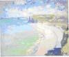 """""""Pourville Beach"""" av Claude Monet ble stjålet i Polen i 2000."""