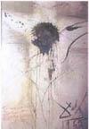 """""""Korsfestelse"""" av Salvador Dali er forhåpentligvis et sted ute på tyvenes marked."""
