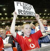 Ikke bruk for Rooney denne Trafford- kvelden. (Foto: AP Photo/Jon Super)