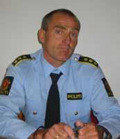 Bjørn Bergundhaugen, politistasjonssjef i Lillehammer, vil ikke kommentere voldtektssaken.