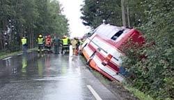 Bussjåfører på riksvei 34 synes det er tragisk at det skal en dødsulykke til før det skjer utbedringer.