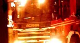 Brannbilar har rykka ut 1.500 gonger utan grunn så langt i år. (Foto: NRK)