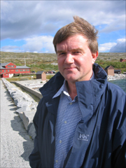 Regiondirektør i Statkraft Midt-Norge, Dag Smedbold. Foto: Gunnar Sandvik