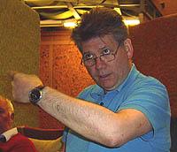 Kyrre Haugen Bakke har regien i «En folkefiende».