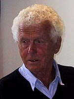 Skuespiller Toralv Maurstad (Foto: Radioteatret, NRK).