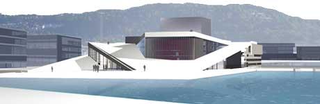 Det er flere som har dyrekjøpte erfaringer med den italienske marmoren som har planlagt å bruke på den nye operaen i Bjørvika.