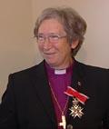 Kommandør Rosemarie Køhn