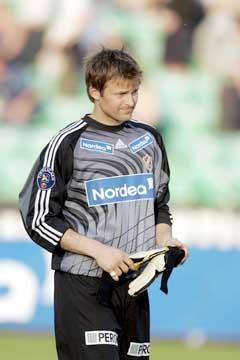 Jon Knudsen spilte sist på U21-landslaget for ti år siden. (Foto: Heiko Junge / SCANPIX)