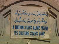 <b>A nation stays alive...</b>