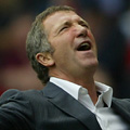 Newcastle-manager Graeme Souness er misfornøyd med dommeren igjen. (Foto: Scanpix)