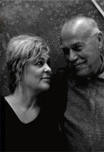 Ellen Horn og Ola B. Johannessen. (Foto: Per Maning)