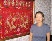 Hing-Chun eier Kronen Kina Kro i Røyken.