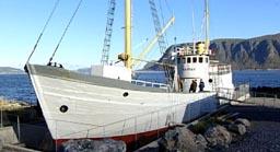 Aarvak treng å stå under tak (Foto: NRK)