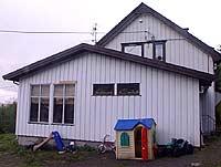 Familien vil ha barna heim til Namsos (Foto: NRK)