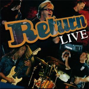Return-konsert ble stoppet av tåregass. (Foto:return.no)