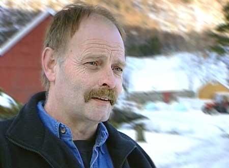 Jens Skjerdal er ein av dei som gler seg over vedtaket til Fylkesmannen. Foto Torje Bjellaas NRK.