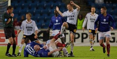 Serieinnspurten blir en duell mellom Rosenborg og Vålerenga. (Foto: Scanpix)