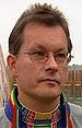 Sametingspresident Sven-Roald Nystø